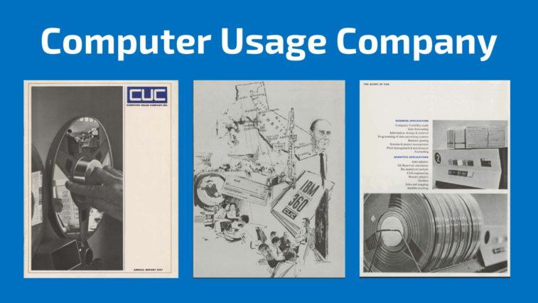 Computer Usage Company
