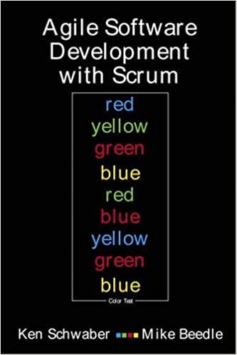 agile software development with scrum, 2001