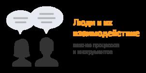 Люди и их взаимодействие важнее процессов и инструментов